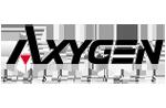 Axygen logo
