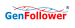 GenFollower logo