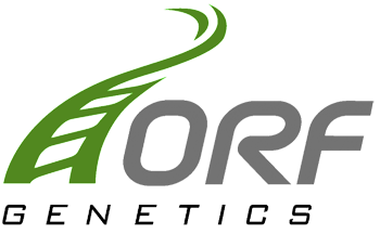 ORF Genetics logo