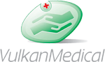 Vulkan Medical logo