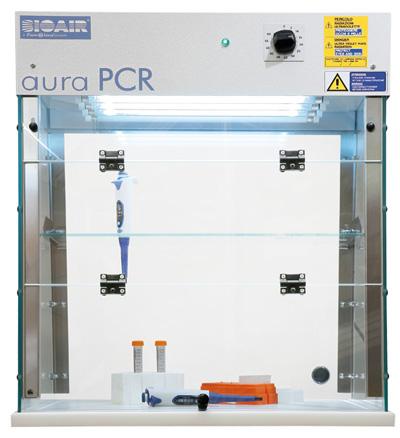 AURA PCR | BioAir