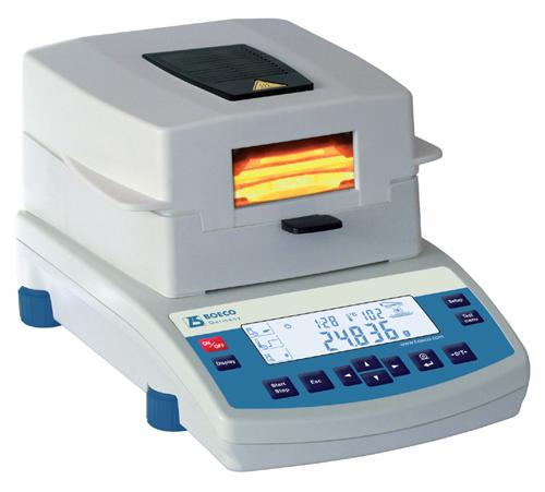 Analyzátor vlhkosti BMA H50 | Boeco Germany