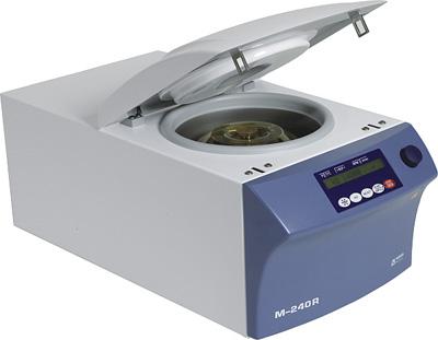 Chlazená centrifuga M-240R | Boeco Germany