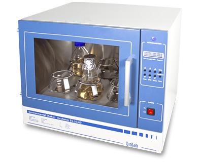 Třepaný inkubátor ES-20/60 (bez platformy) | Biosan