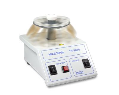 Centrifuga/vortex Micro-Spin | Biosan