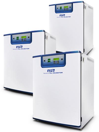 CelCulture CO2 inkubátory s teplotní dekontaminací 90˚C | ESCO