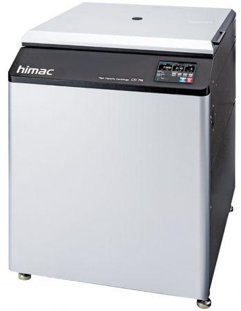 Velkokapacitní chlazená centrifuga Himac CR7N | Hitachi