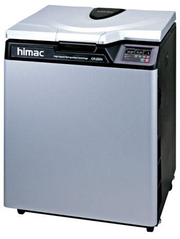 Chlazená centrifuga Himac CR22N | Hitachi