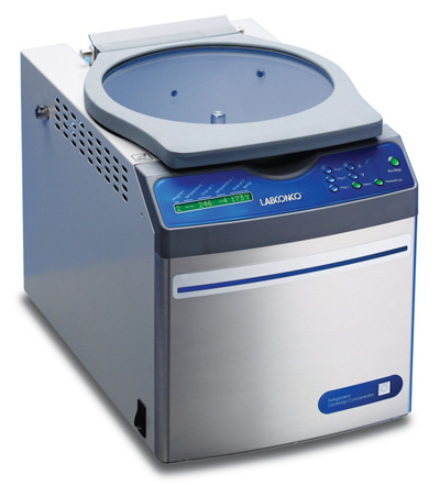 Chlazený centrifugační koncentrátor CentriVap | Labconco