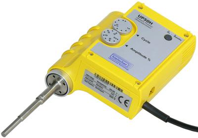 Laboratorní sonikátor UP100H | Hielscher