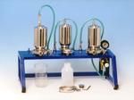 Tlakové filtrační zařízení třímístné