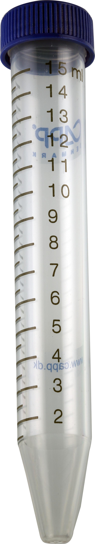 Centrifugační zkumavky BluCAPP 15 ml, sterilní