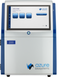 Azure 200: Blue light, White light, UV