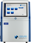 Azure 400: RGB, Chemi, Blue Light, White light, UV