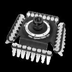Rotor pro 4 x 8-stripů PCR zumavek