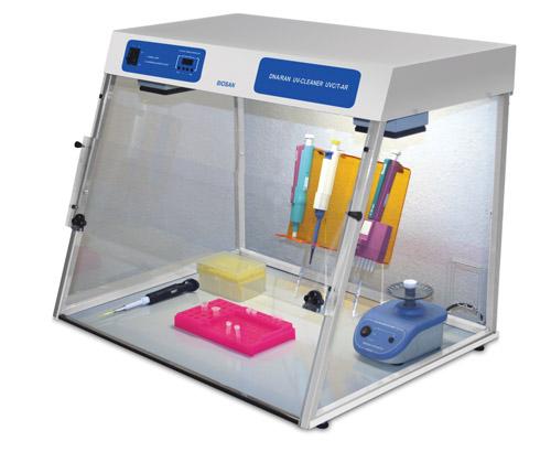 DNA/RNA UV-dekontaminační box UVC/T-AR