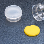 Cap for PCV packed cell volume tube,  150 pieces