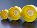 Filter screw cap for flask 25 cm, 40 pieces