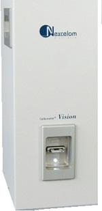 Cellometer Vision (2 kanály) Přístroj na počítání buněk s fluorescencí