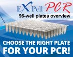Expell PCR plates
