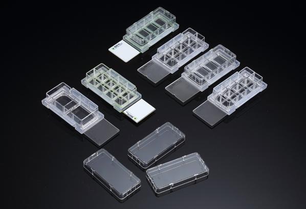 Destičky pro konfokální mikroskopii - slide