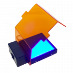 SmartBlue Mini Blue Light Transilluminator